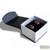 RED MURANO GLASS CUFFLINKS IN REAL MURANO GLASS VENICE