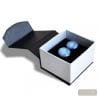 BLUE MURANO GLASS CUFFLINKS IN REAL MURANO GLASS VENICE