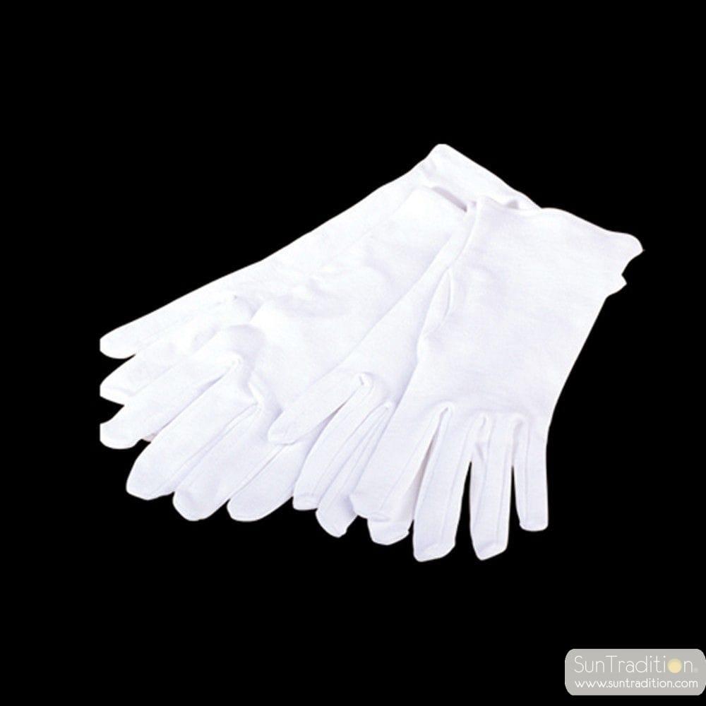 Handschuh für Ihren Schmuck und Kostbarkeiten Handhabung