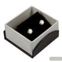 BLACK BOX CASTLE FOR EARRINGS