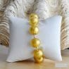GOLD VENETIAN GLASS BRACELET