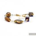 Romantica - Genuine Murano glass bracelet Venice Italy
