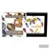 4 seasons summer - Multicolor Murano glass necklace true italian jewellry from Venice
