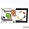 4 Seasons Autumn -Amber Murano glass bracelet Genuine Murano glass bracelet Venice