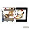 4 seasons fall - Multicolor Murano glass necklace genuine Jewellery of Venice Italy