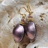 parma murano glass jewelry earrings