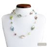 COLLIER MURANO MULTICOLORE LONG
