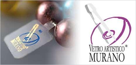 bijoux en véritable verre de Murano