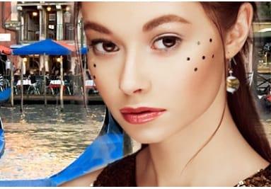 Murano handgjorda glas armbandsmycken Murano äkta Venedig glasörhängen